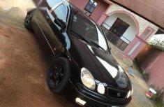Lexus GS 2004 Black for sale
