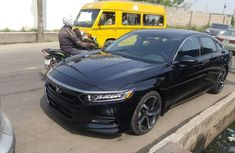 Honda Accord 2018 Automatic Petrol ₦17,000,000 for sale
