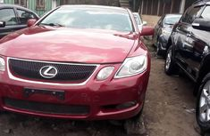 2008 Lexus GS for sale in Lagos For Sale