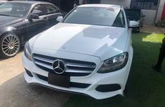 New Mercedes-Benz C300 2015 White for sale
