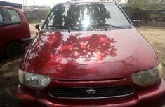 Nissan Quest 2002 Red for sale