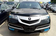 Acura MDX 2011 Black Petrol For Sale