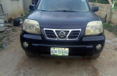 Nissan X-Trail 2003 Black for sale