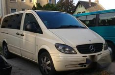 Mercedes-Benz Vito 2007 115 CDi Crew Bus White For Sale