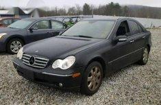 Mercedes-Benz C240 2005 Black for sale