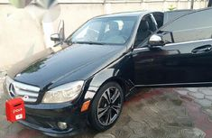Mercedes-Benz C300 2010 Black for sale