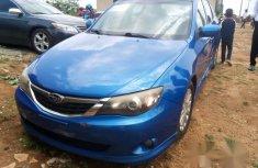 Subaru Impreza 2009 Blue for sale
