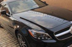 Mercedes-Benz CLS 2015 Black for sale