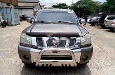 Nissan Armada 2006 Grey ₦1,600,000 for sale