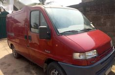 Peugeot Boxer 1999 Red For Sale