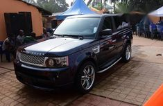 Rover Land 2012 Black for sale