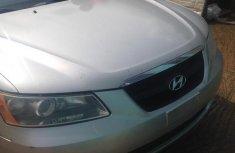 Hyundai Sonata 2.0 CRDi Automatic 2007 Silver for sale