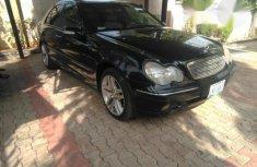 Mercedes-Benz C240 2003 Blackfor sale