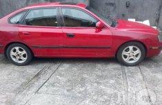 Hyundai Elantra 2002 GT Red for sale