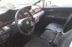Honda FR-V 2008 Silver for sale