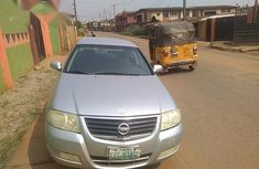 Nissan Sunny 2010 Silver for sale