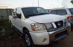 Nissan Titan 2004 King Cab LE 4x4 White for sale