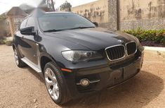 BMW X6 2009 xDrive 35i Black for sale