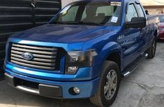 2009 Ford F-150 Automatic Petrol well maintained Blue For Sale