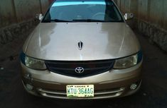 Toyota Solara Gold For Sale in Lagos