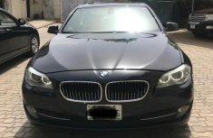 BMW 550i 2015 Black for sale