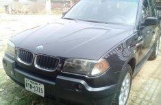 BMW X3 2005 2.5i Black for sale