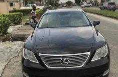 Lexus LS 2008 460 Black for sale