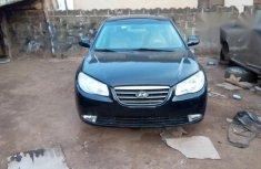 Hyundai Elantra 1.6 GLS 2006 Black for sale