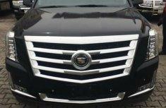 Cadillac Escarlade 2016 Blackfor sale