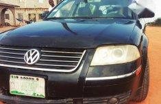 Volkswagen Passat 2003 2.0 TDI Black for sale