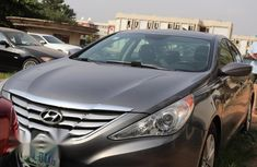 Hyundai Sonata 2010 Gray for sale