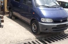 Nissan Vanette 2002 Blue for sale