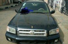 Nissan Pathfinder 2000 Automatic Black for sale