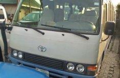 Toyota Coaster 2013 White for sale