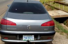 New Peugeot 607 2003 Gray for sale