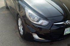 Hyundai Accent SE Automatic 2012 Black for sale