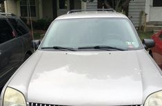 Mercury Mountaineer 2003 Silver for sale