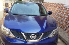 Nissan Qashqai 2015 Blue for sale
