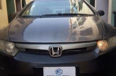 Honda Civic 2006 Gray color for sale