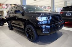 Should you buy a 2019 Toyota Sequoia TRD Sport? Maybe Yes if you want more power!