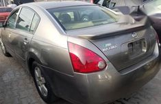 Nissan Maxima 2004 Gold for sale