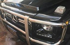 Mercedes-Benz G-Class G63 AMG 2014 Black for sale