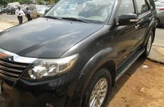 Toyota Fortuner 2012 Gray for sale