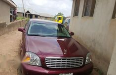 Neatly Used Cadillac Deville 2000 for sale