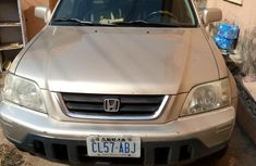 Honda CR-V 2000 2.0 4WD Automatic Gold for sale