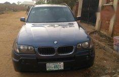 BMW X3 2005 2.5i Blue for sale