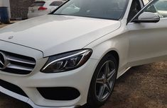 Foreign used 2016 Mercedes benz c300