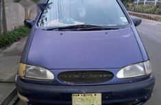 Ford Galaxy 1999 Blue for sale