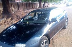 Mazda 323 1997 2.0 Blue for sale
