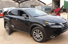 Toyota Lexcen 2018 Black for sale